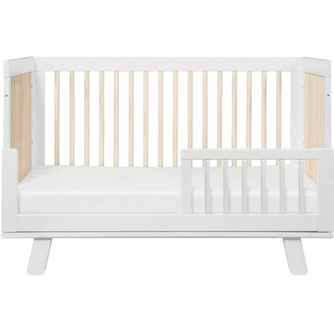 Babyletto Hudson Crib Mattress Babyletto Hudson 3 In 1 Convertible Crib White Washed