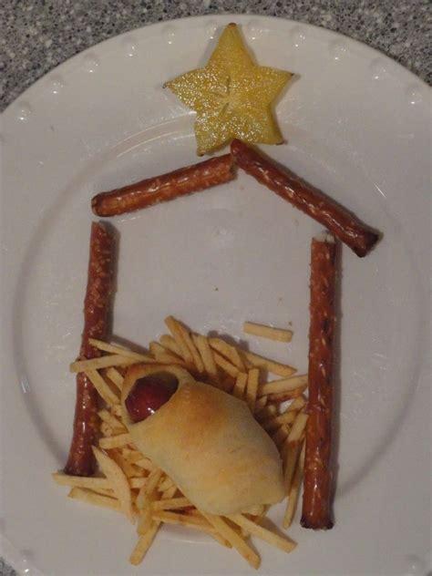christmas sunday school crafts snacks nativity snacks search jesus birth nativity snacks and search