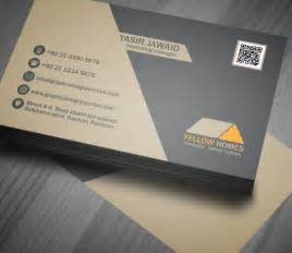 free business cards free real estate business card template psd freebies