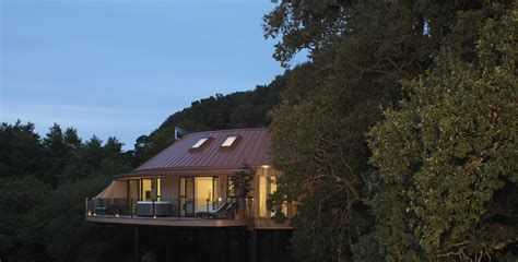 houses with in suites the uk s most treehouses and leander