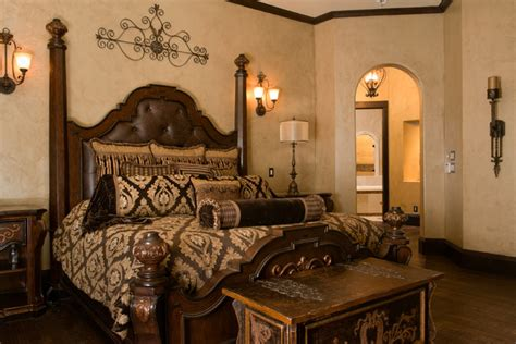 spanish style bedroom beautiful spanish style home