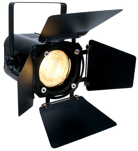 Lu Led Warm White elation lighting eled fresnel 150 bridgelux led warm white