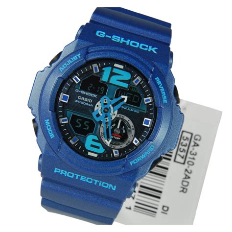 G Shock Ga310 casio g shock resin band ga 310 2adr ga310