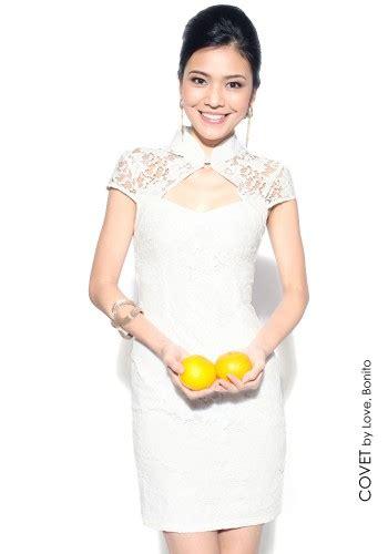 Bonito White Dress insaintjoy