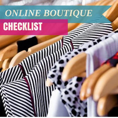 How To Change Your Wardrobe by Start An Boutique Checklist Boutique Source