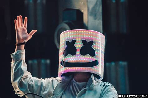 marshmello identity marshmello unmasks part of his identity by singing on his