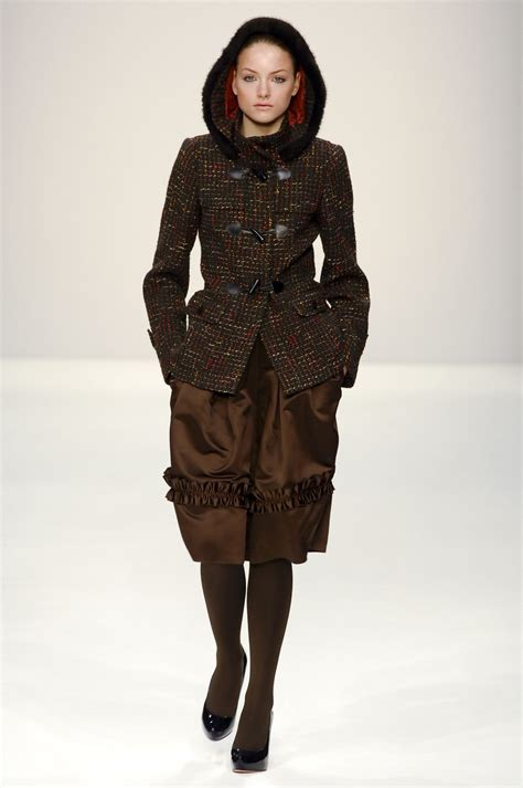 Fashion Week Paul Costelloe Runway Review by Paul Costelloe At Fashion Week Fall 2008 Livingly