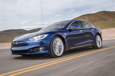 The Tesla 2016 Tesla Model S P90d Drive Review Motor Trend