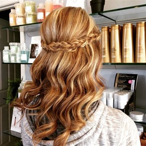 at home prom hairstyles for medium hair 40 diverse homecoming hairstyles for short medium and