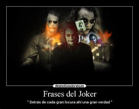 imagenes con frases del joker frases del joker desmotivaciones
