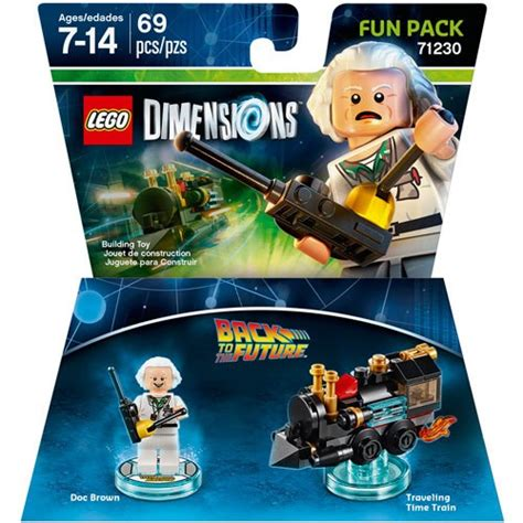 wb themes games level 1 wb games lego dimensions fun pack back to the future