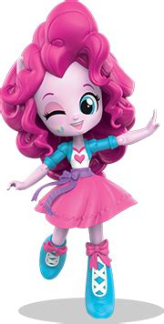 Promo Figure Pony Squad image equestria minis pinkie pie promo image png my pony friendship is magic