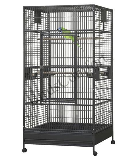 hq giant bird cages 40x40 by birdscomfort com