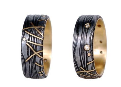 pattern welding gold 489 best rings images on pinterest men rings rings and
