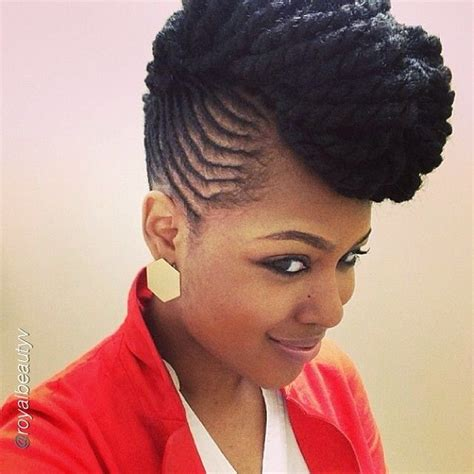 show me some flat twist style on natural black hair 13 hottest black updo hairstyles pretty designs
