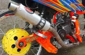 Karburator Yamaha Nouvo Z tutorial cara bore up motor drag drag race