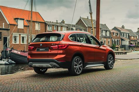 Bmw Orange by 2017 Bmw X1 Orange Edition Special Model In The