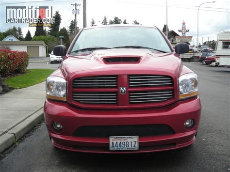 2006 dodge ram srt 10 horsepower 2006 dodge viper v10 ram srt 10 for sale everett