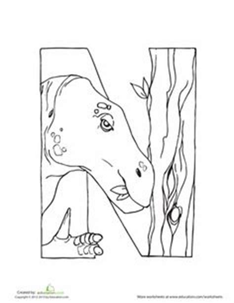 dinosaur alphabet coloring pages dino alphabet coloring pages education com δεινοσαυροι
