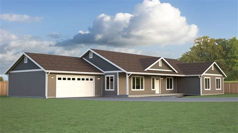 True Built Homes by Brookshire Home Plan True Built Home Pacific Northwest