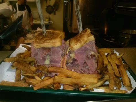 House Of Reuben Menu by Perform These Epic Challenges For Free Food And
