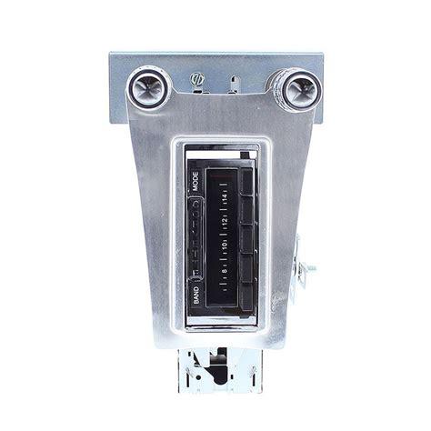 1963 corvette radio 1963 1967 corvette radio usa 630 classic car stereos