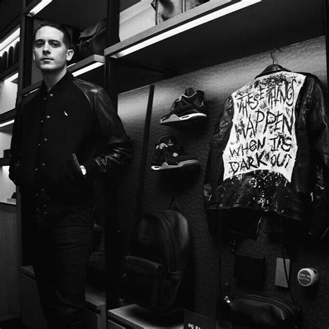 G Eazy When Its Dark Out Leather Jacket | leather jacket when its dark out g eazy