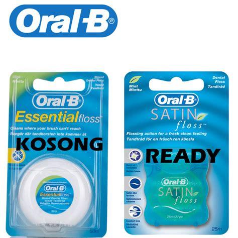 Jual Benang Gigi by Jual Benang Gigi B Essential Floss Dental Floss