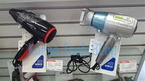 Aliseo Sirocco Hair Dryer unix hair dryer un 1858 korea tech