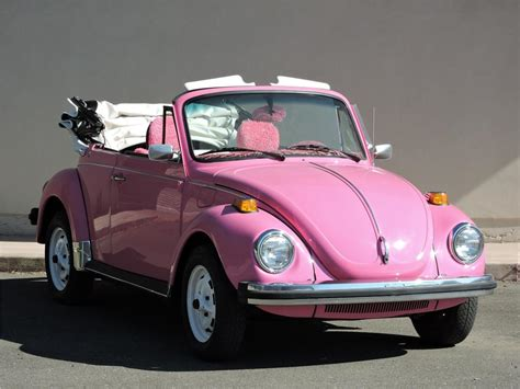 pink convertible pics for gt vw beetle convertible pink