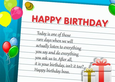 Professional Birthday Quotes 135 Birthday Wishes For Boss Best Quotes Messages Greeting