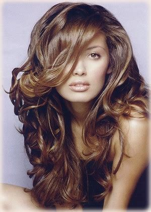 hairstyles  long curly hair