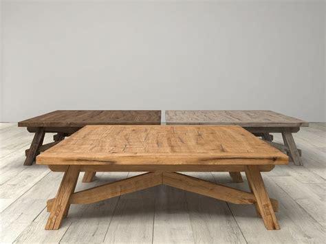 Sawhorse Coffee Table Benson Sawhorse Coffee Table 3d Cgtrader