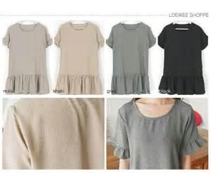 Dress Wanita Remaja Import Bangkok Fashion Korea Olive Midi Dress dress remaja santai i l o v e f a s h i o n s s