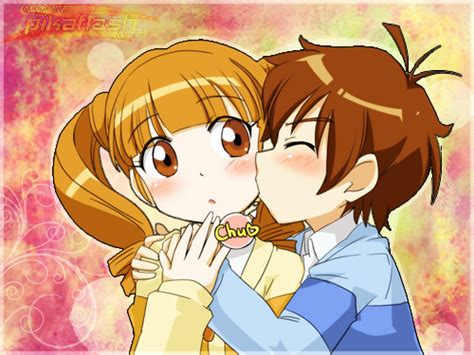 imagenes de amor de anime fotos de anime de amor