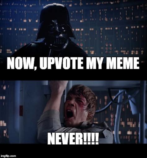 Star Wars No Meme - star wars no meme imgflip