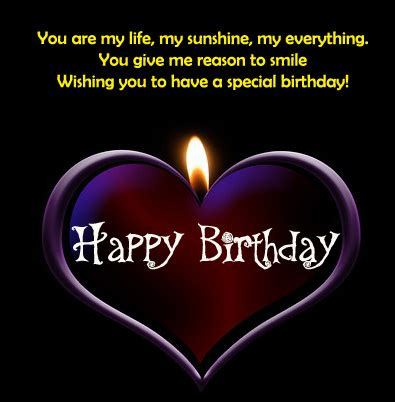 happy birthday quotes for lover with images gf happy birthday wishes for gf happy birthday