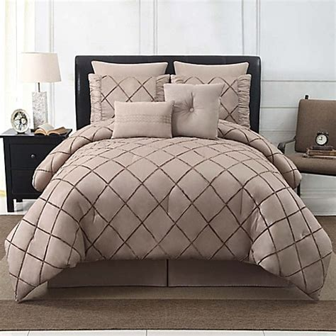 bed bath and beyond comforters on sale vcny bella 8 piece comforter set bed bath beyond
