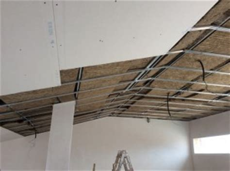 perfiles falso techo falso techo de pladur en aielo de malferit