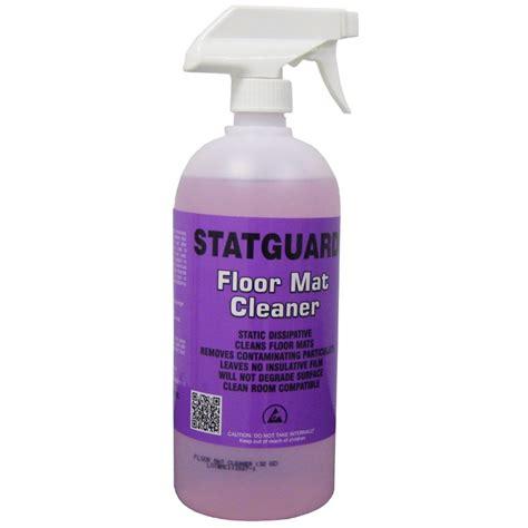 Floor Mat Cleaning by Desco 10443 Statguard 174 Floor Mat Cleaner 1 Quart Spray