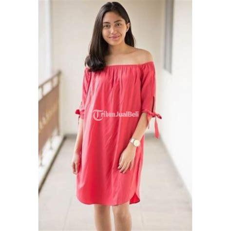Sabrina Dress Murah baju tunic valen sabrina dress korea terbaru harga murah