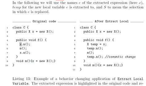 latex tutorial source code sourcecode listing source code in two columns tex