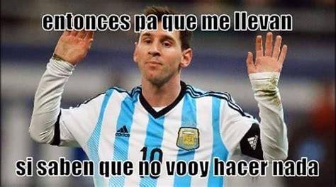 Argentina Memes - copa am 233 rica los memes de la final entre chile y