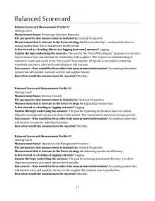 Balanced Scorecard Essay chipotle balanced scorecard paper