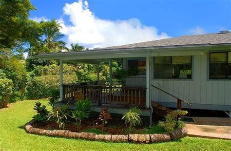 hawaiian bungalow rentals shore cottage rental beautiful vrbo