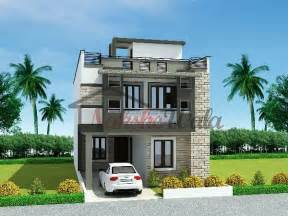 design house 20x50 storey elevation two storey house elevation 3d