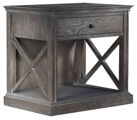 gray accent table french casement gray accent table from curations limited coleman furniture