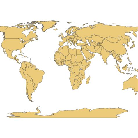 basic world map with country names basic world robinson projection powerpoint map europe