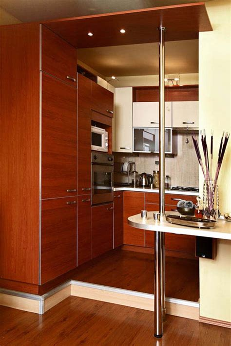 Modern Small Kitchen Design Ideas 2015 Small Kitchen Cabinets Design Ideas