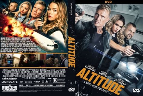 Cover A by Altitude Dvd Covers Labels By Covercity